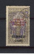 OUBANGUI - Y&T N° 65° - Femme Bakalois - Used Stamps