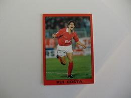 Football Futebol Rui Costa Portugal Portuguese Panini Pocket Calendar 1993 - Calendriers