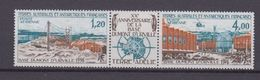 TAAF-1976.P.A N°43A**BASE DUMONT D'URVILLE - Airmail