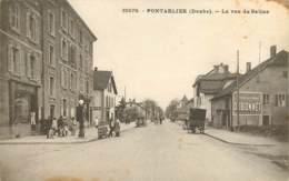 25 , PONTARLIER , Rue Des Salins , * 439 07 - Pontarlier