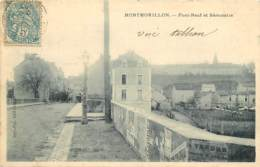 86 , MONTMORILLON , Pont Neuf Et Séminaire , * 439 71 - Montmorillon