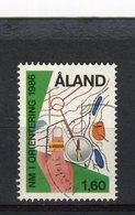 FINLANDE - ALAND - Y&T N° 15° - Course D'orientation - Aland