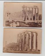 Athènes 1880 - Photographs