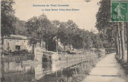 54 Le Canal Devant VILLEY-SAINT-ETIENNE - Frankreich
