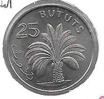 *Gambia 25 Bututs 1971 Km 11  Bu !!!! - Gambie