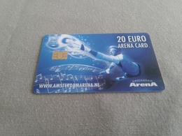 Netherlands - Rarer Arena Card - Pays-Bas