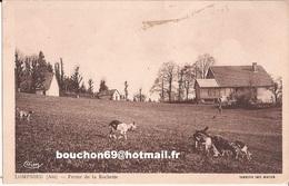 01 Lompnieu (belley Hauteville Lompnes)  Ferme De La Rochette Goat Chevre - France