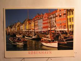 Copenhague - Nyhavn - 170 Mm X 120 Mm - Danemark