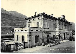 SO157 - MORBEGNO - SONDRIO - STAZIONE FERROVIARIA - TRENI - NUOVA - ED D.T.M. - Sondrio