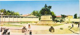 Kishinev - Monument To G. I. Kotovsky - & Panorama - Moldavie