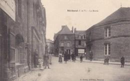 Ille-et-Vilaine - Bécherel - La Mairie - Bécherel