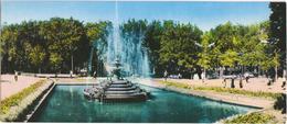 Kishinev - In Pushkin Park - & Panorama - Moldavie