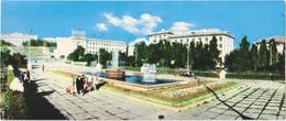 Kishinev - Small Public Garden On Gagarin Prospekt - & Panorama - Moldavie