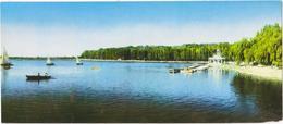 Kishinev - Komsomol Lake - & Panorama - Moldavie