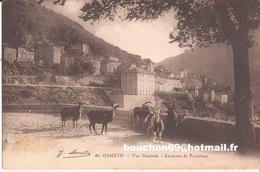 20 Olmeto (sartene) Vue Generale Environs De Propriano Goat Chevre - France