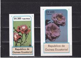 GUINEE EQUATORIALE 1979 ROSES Non Dentelé NEUF** MNH - Äquatorial-Guinea