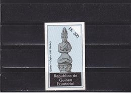 GUINEE EQUATORIALE STATUE Non Dentelé NEUF** MNH - Äquatorial-Guinea