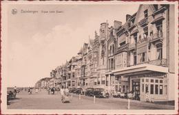 Duinbergen Knokke De Dijk Westzijde La Digue Reclame Bier Maes Hotel Kinderwagen Poussette Baby Stroller - Knokke