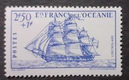 France (ex-colonies & Protectorats) > Océanie (Établissement De L') (1892-1958) > Neufs N° 137 - Oceanië (1892-1958)