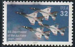 Etats-Unis 1996 Yv. N°2664 - US Air Force - Oblitéré - Etats-Unis