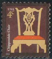 Etats-Unis 2004 Yv. N°3546 - Chaise Chippendale - Oblitéré - Etats-Unis
