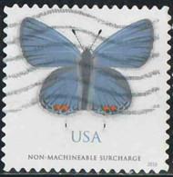 Etats-Unis 2016 Yv. N°4950 - Papillon Bleu Porte-queue De L'est - Oblitéré - Etats-Unis