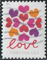 Etats-Unis 2019 Yv. N°5177 - Love - Oblitéré - Etats-Unis
