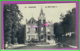 CPA - 14 - CABOURG - La Villa NYLIC - Cabourg