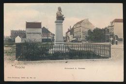 KNOKKE     MONUMENT A.VERWEE - Knokke