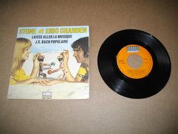 45T Stone Et Eric Charden - Laisse Aller La Musique - Vinyles