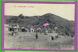 CPA - 50 - CAROLLES - La Plage - Très Animée - Autres Communes
