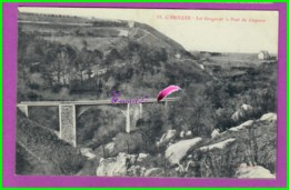 CPA - 50 - CAROLLES - Les Gorges Et Le Pont Du Crapeaux - Autres Communes