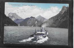 AK 0431  Traunsee Von Ebensee - Dampfer / Verlag Brandt Um 1906 - Ebensee