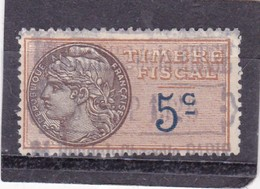 T.F.S.U N°5 - Revenue Stamps