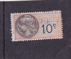 T.F.S.U N°6 - Revenue Stamps