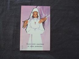 """1960-69 -IMAGES PIEUSES     """"communion Solennelle""""         Net  0.20   Photo    17 - Religion & Esotérisme"""