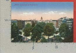 CARTOLINA NV GERMANIA - MAINZ - Kaiserstrasse Mit Christuskirche - 9 X 14 - Mainz