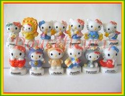 Hello Kitty Zodiaque ...Série Complète .. Ref AFF : 33-2010 ...( Pan 001) - Dessins Animés