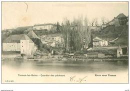 74.THONON LES BAINS.n°77.QUARTIER DES PECHEURS - Thonon-les-Bains