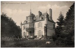 CPA 35 - PLEURTUIT (Ille Et Vilaine) - 1095. Château De Cancaval - HLM - Francia