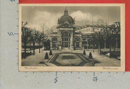CARTOLINA NV GERMANIA - WIESBADEN - Hochbrunnen - 9 X 14 - Wiesbaden
