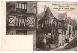 CPA 35 - DINARD (Ille Et Vilaine) - Château Sunnyside, Maison Des Bonshommes - Dinard