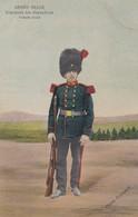Armée Belge Régiment Des Grenadiers Grande Tenue - Uniformes