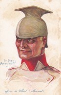 Officier De Uhland - Uniformes