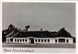 HOVE - Kleuterschool  -  Photo-carte - Hove