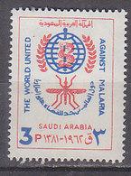 J1464 - ARABIE SAOUDITE SAUDI ARABIA Yv N°200 ** PALUDISME - Arabie Saoudite