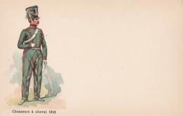 Chasseurs à Cheval 1818 - Uniformes