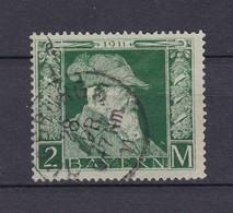 Bayern - 1911 - Michel Nr. 87 I - Gest. - 80 Euro - Bayern