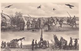 Flak Artillerie Allemande Avion Aviation - Guerre 1939-45
