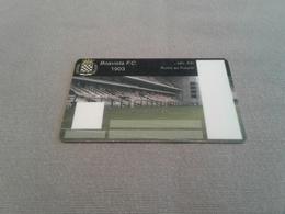 Portugal - Nice Membershipcard - Portugal